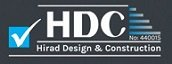 Jobs for HDC (Hirad Design & Construction)