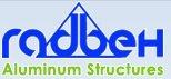 Radbeh Aluminum Structures (SALURA)  | استخدام در (سازه هاي آلومینیومی رادبه (سالورا
